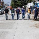 Lunes abren carril sur en bulevar Los Reyes – La Esperanza e inicia obra en carril norte