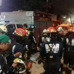 Bomberos de Irapuato se suman a trabajos de rescate en CDMX