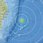 Terremoto sacude costa de Japón
