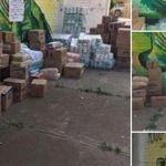 Aparece en Chihuahua acopio para damnificados… donado por un ¡grupo delictivo!