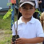 """Niños y Jóvenes de Tierras Negras se suman """"Por un Pénjamo Limpio, Verde y Ecológico"""""""