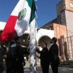 Acto cívico en conmemoración de la Batalla de Chapultepec de 1847