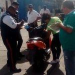 Intensifica Policía Vial Operativo Casco Seguro