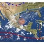 Continuarán las lluvias en todo el estado de Guanajuato