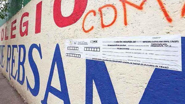 Photo of En medio del luto, exigen pagos de colegiatura en el Rébsamen