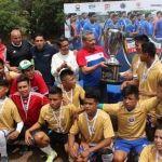 Santa Elena campeón de Copa Comunidades