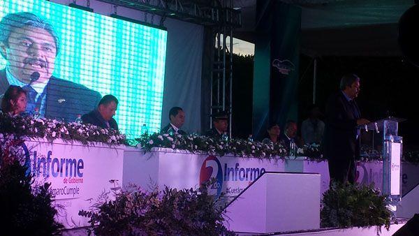 Photo of Desairan diputados que representan a Cuerámaro informe de gobierno