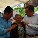 Más de 2300 acciones de Impulso Social en Cuerámaro