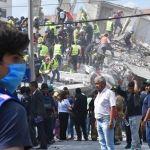 Aumenta cifra de fallecidos a 216 por sismo en México