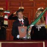 """""""Viva la solidaridad de los mexicanos con Oaxaca y Chiapas"""": grito de Peña Nieto"""