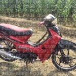 Aseguran en Huanímaro una motocicleta con reporte de robo vigente