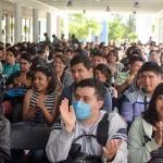 Secretario de salud exhorta a estudiantes a cuidar su salud y ejercer liderazgo