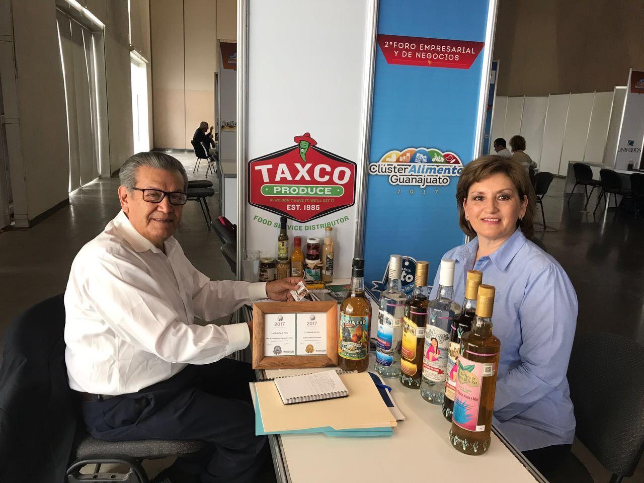 Photo of Empresas internacionales visitan Guanajuato para conocer su oferta exportable en agroalimentos