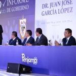 Rinde alcalde de Pénjamo 2 informe de Gobierno