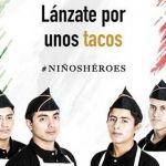 """""""Lánzate por unos tacos"""": la polémica campaña publicitaria que se volvió viral en redes"""