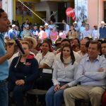 Miguel Márquez apuntala aspiraciones de Moi Cortéz, en Cuerámaro