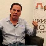 """""""Vamos a buscar que lleguen las empresas dar un cambio a los cueramarenses"""" Moisés Muñoz Cortez"""