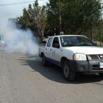 Nebulizan Cuerámaro para prevenir Dengue