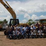 Municipio adquiere maquinaria con un valor superior a los 18.5 millones de pesos