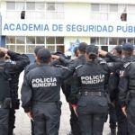 Listos lotes para policías