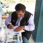 Investigador UG rescata tradiciones del pueblo chichimeca