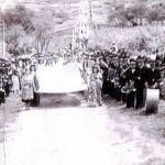 """El camino real """"Cuitzeo¨ de los Naranjos, San Juan Huanímaro y la romería del brinco del diablo"""