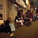 ¡México registra un sismo de 8.4 grados!; se reportan al menos 5 muertos