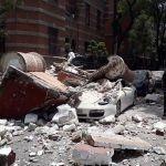 Alarma sísmica se encendió al mismo tiempo del temblor; EPN evalua daños