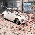 Hasta el momento reportan la muerte de 164 personas tras temblores; hay decenas de desaparecidos