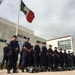 Entregan uniformes a elementos policiacos en Pénjamo