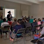 Realizan foro para padres de familia en Pueblo Nuevo
