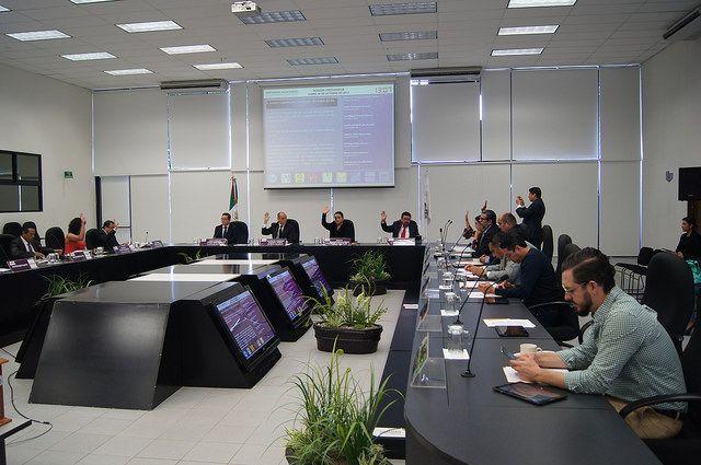 Photo of Aprueba Consejo General del IEEG avisos de intención  de elección consecutiva y financiamiento a partidos políticos