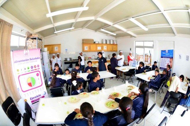 Photo of DIF Estatal Promueve una Alimentación Saludable para Garantizar Rendimiento Escolar entre los Estudiantes