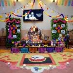 DIF Estatal Promueve las tradiciones mexicanas mediante el altar de muertos