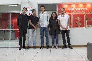 Alumnos de Artes Visuales en Costa Rica