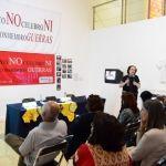 La artista feminista Mónica Mayer llega a la UG para presentar su trabajo durante el FIC