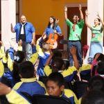 """DIF Estatal Llevará """"Cervantino Para Todos"""", a las Comunidades Más Alejadas de la Entidad"""