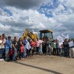 Rehabilitación de drenaje sanitario 2ª etapa Colonia Nueva, en la comunidad de Joroches