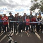 Rehabilitan acceso a Tres Puentes