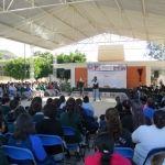 """Foro de """"Prevención Social de la Violencia y la Delincuencia"""" en Huanímaro"""