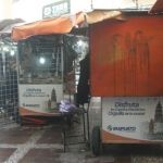 """Renovarán los 131 """"carros comerciales"""" del centro histórico"""