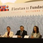 Octubre mes del Festival Cultural de Fundación de Celaya 2017