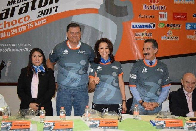 """Photo of Presentan 1er Medio Maratón Bachoco """"Unidos por la Alimentación"""""""