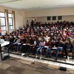 Fomentan prevención de los delitos cibernéticos entre la comunidad estudiantil