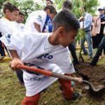 """Campaña """"Sembremos Conciencia"""" cierra  con 10 mil árboles plantados"""