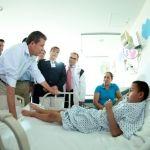 SSG fortalece infraestructura médica de 2012 a la fecha