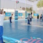 Activación física y recreativa para una vida saludable en nuestros Adultos