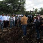 Guanajuatenses impulsan la agricultura de precisión en Colón Querétaro