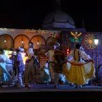 Fusionan culturas  en Romería de la Raza 2017