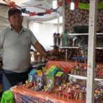 Tradición de alfeñiques se va perdiendo: artesano